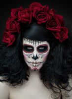 Day of the Dead by Ryo-Says-Meow