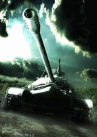 IS-7 by assassin0109