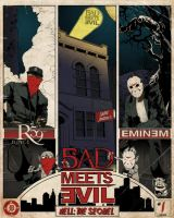 Bad Meets Evil by ImpetualSunday