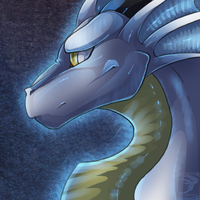 Icon Comish - Smooth Golds by TwilightSaint