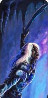 Drizzt Do'Urden by Alayna