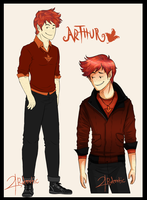 Ask Arthur Seasons by Ask-TheSeasons