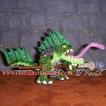 Lizardman Miniature by the-gil-monster