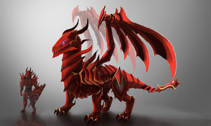 Prince Dragon, dragon dragon for friends. by Valhelsing2