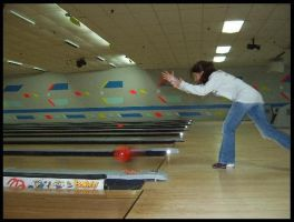 Bowling Series I Trois by Wickedly-Witchy