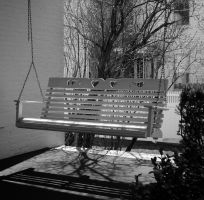 Porch Swing by Keith-McGuckin