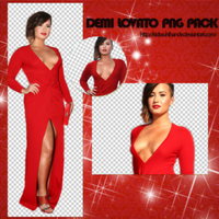 Demi Lovato VMA 2014 PNG Pack by KidrauhlHande