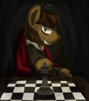 Checkmate by Scarletts-Fever