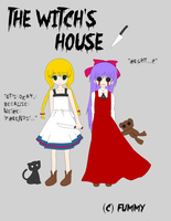 The Witch's House by natalielobsters