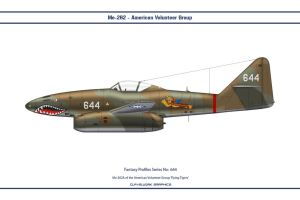Fantasy 644 Me-262A AVG by WS-Clave