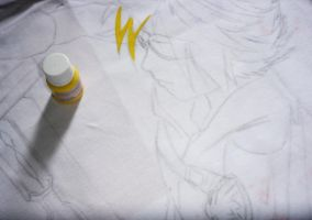 Starting a shirt by Jyuugo