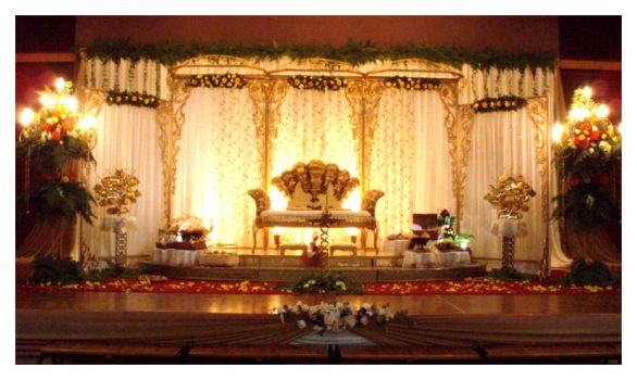 pelamin by areed