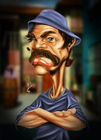 Don Ramon by gabfig