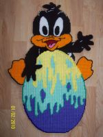 EASTER BABY DAFFY by DeadDog2007