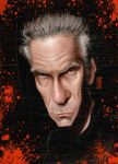 David Cronenberg by Parpa
