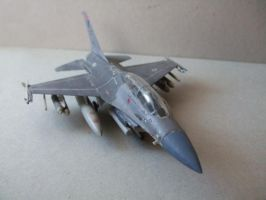 F-16 Nighthawk pic. 2 by the4ce