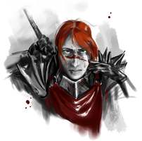 Red by ThunderboltFire
