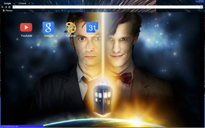 Doctor Who 10/11 Theme by bandchromethemes