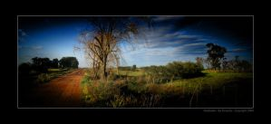 Roadside I by dinyctis