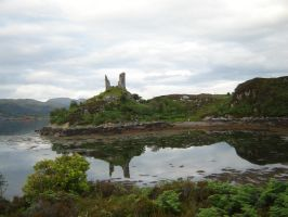 Castle Maol Isle of Skye 003 by presterjohn1