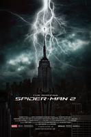 The Amazing Spider-Man 2 | Theatrical Poster by Squiddytron