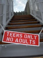 TEENS ONLY by ninjainthemud