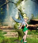 Tink and the Beanstalk by Chris10