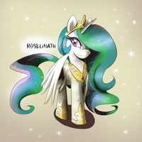 Sun Butt Colored by Roselinath