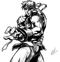 RYU by BlackSheep3000