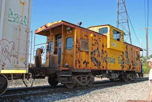 Chessie Caboose_0060 8-26-10 by eyepilot13