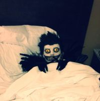 Sweet Dreams - Ryuk Cosplay by Zodiac-Salad