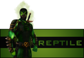 Reptile by AerOh-One