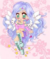 ricko-chett's [Color Me Chibi] Fly Away - Colored by vanilla-angel555
