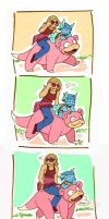 In search of Ditto 2 by floppyneko