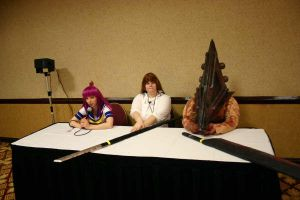 Pyramid head at All-Con 09 5 by ZanderYurami