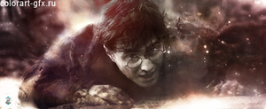 Harry Potter by colorart-gfx