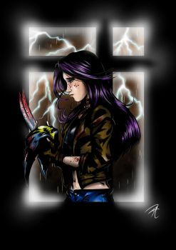 My Legacy X-23 (colored version) by Faith84g