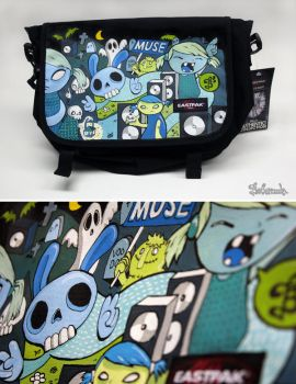 graveyard bag by Bobsmade