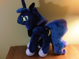 Princess Luna Plush by caashley