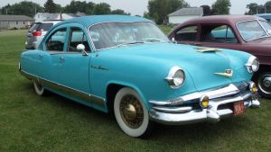 1953 Kaiser Dragon by sfaber95