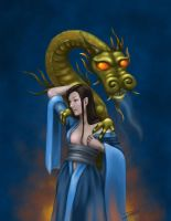 Year of the Water Dragon by bdunn1342