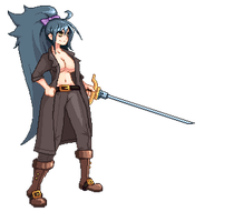Steph Animation Complete by Hero-in-Pixels