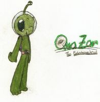 QuaZar the Extraterrestrial by Chaocaster
