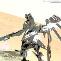 My Personal Armored Core by MrJumpManV4