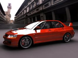 Evo9 Render Test by rutherCordova