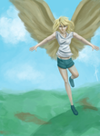 Maximum Ride by blindbandit5