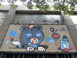 Bue Blue by GraffMX