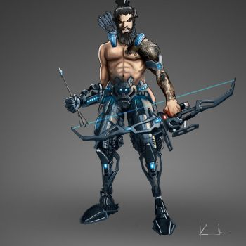 HANZO  augmented by TomCorch