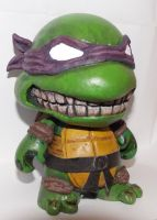 TMNT Donatello Munny by skylineBARR