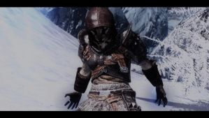 Skyrim character 2 by R-r-ricko